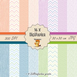 DigiPapier Lights