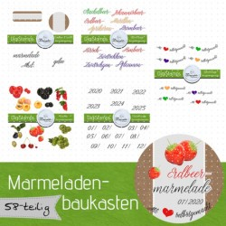 DigiStamps Marmeladenbaukasten