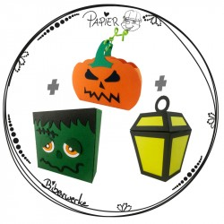 Bundle HalloweenBoxen