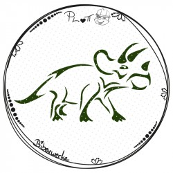 Tribal Triceratops
